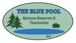 The Blue Pool Old Logo